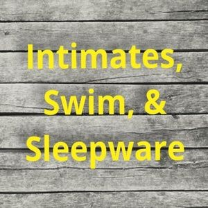 Women's Intimates, swim and sleepware